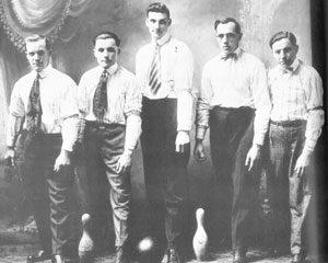 Slavonian Cyclone Bowling Team